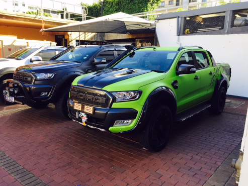 FORD RANGER RAPTOR KITS NOW AVAILABLE AUTOCESSORY