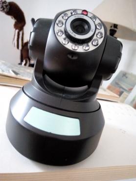 P2P H.264 Network Camera