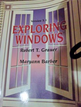 Exploring Windows 3.1