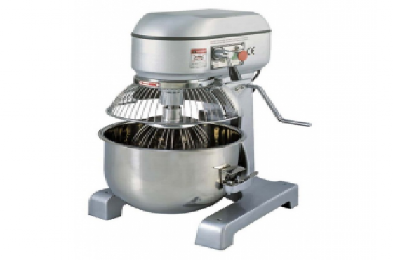 PLANETARY MIXER-60 Lt ANKOR (WITH SAFETY GUARD)