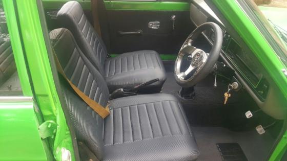 Datsun GX 1200 4dr