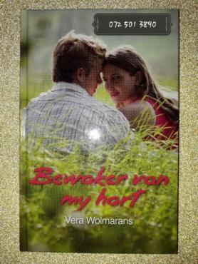 Bewaker Van My Hart - Vera Wolmarans.