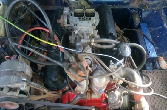 Complete Reconditioned Ford 3 0 V6 Engine Junk Mail