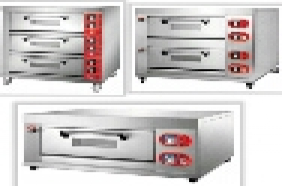BRAND NEW DECK OVENS WITH TRAYS FROM R6000