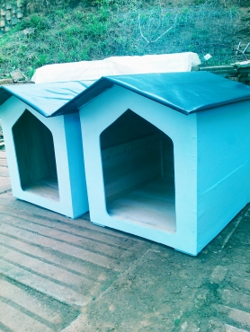 dog kennels. all sizes, all shapes