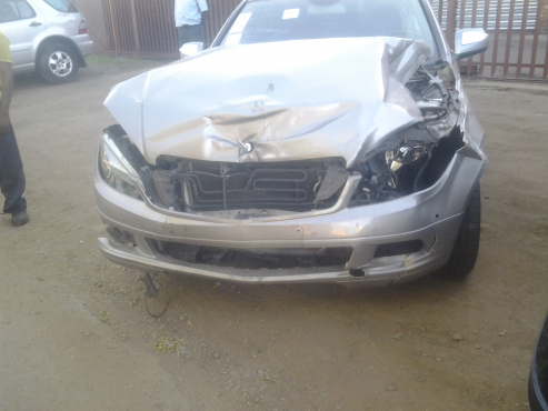 Mercedes C200 Kompressor In Bike Spares And Parts In South Africa