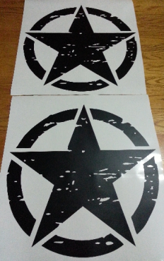 Graphics decals stickers for your 4x4 See pics