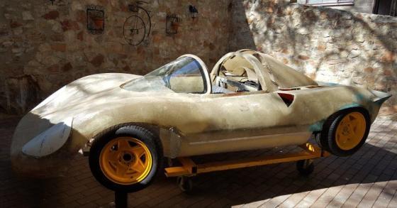Beautiful Ferrari Dino Starter Kit
