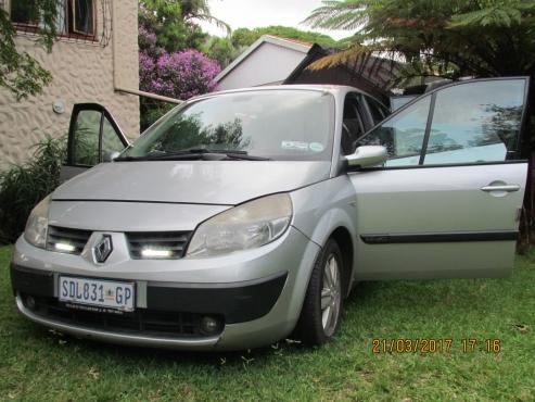 2004 Renault Scénic 1.9dCi Dynamique