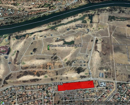 Development land in Vaal Triangle