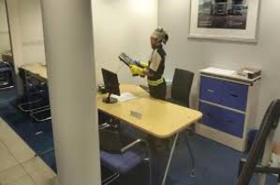 NEED CLEANING SERVICES FOR YOUR OFFICE