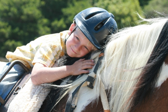 Equine Therapy Riding Lessons - Pretoria