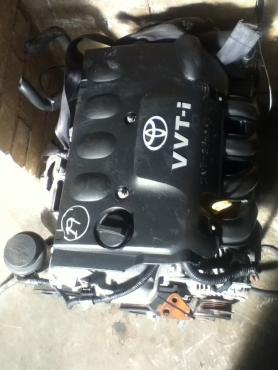 Toyota Yaris 4 Cylinder 2NZ Engine for Sale
