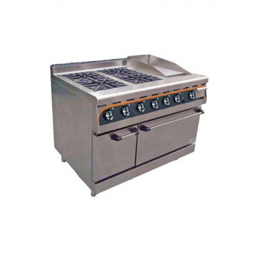 ANVIL GAS STOVE WITH