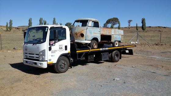 Pretoria to Nelspruit. Classic Car Transport.