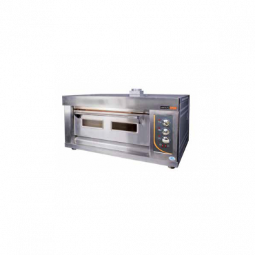 DECK OVEN ANVIL - 2 TRAY - SINGLE (GAS)