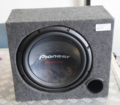 Pioneer Car Subwoofe