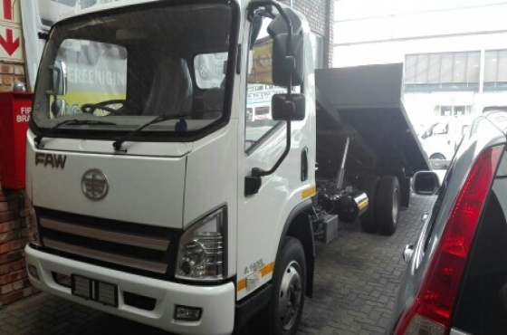 SA top selling 5 ton rollback truck the FAW 8.140 on special now with more value