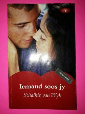 Iemand Soos Jy - Schalkie Van Wyk - Melodie.