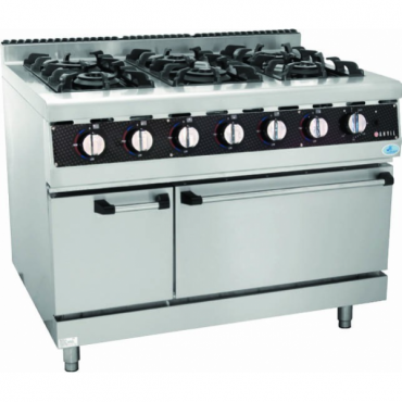 GAS STOVE WITH GAS O