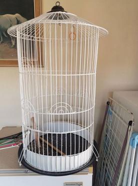 Bird cage Round.