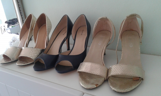 Size 5 shoes for sale