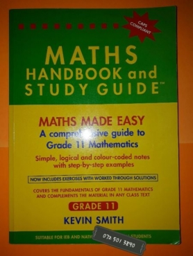 Maths Handbook And Study Guide - Grade 11 - Kevin Smith  | Junk Mail