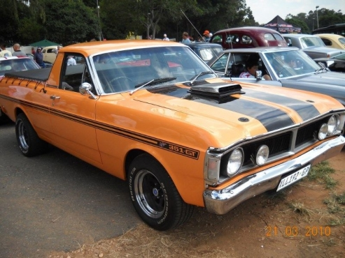Wanted To Buy Ford Fairmont Gt