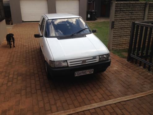 1998 Fiat Uno Mia