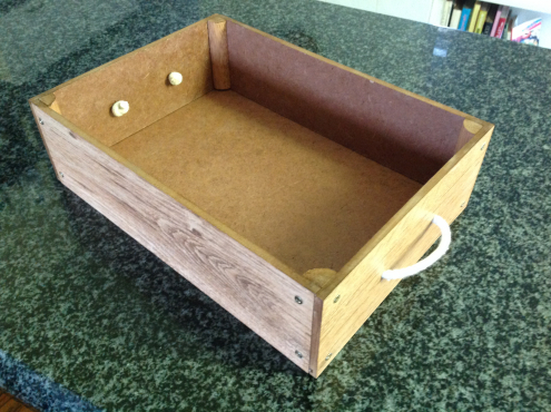 Quality crafted Decor Boxes (Boxy Box)