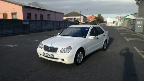 2003 Mercedes Benz 180C