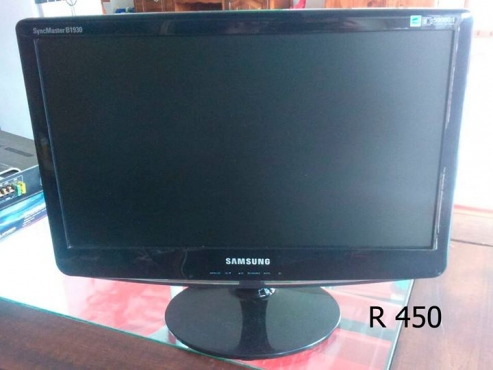 Samsung Sync Master monitor for sale