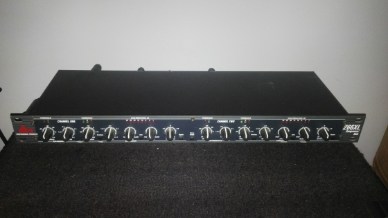 DBX 226XL Compressor/Limiter Compressor/Gate