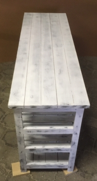 Chest of drawers Cottage series 1600 Chalk paint distressed