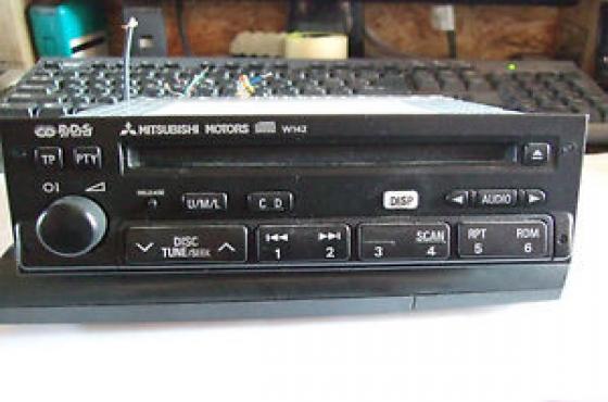 Mitsubishi Audio Systems