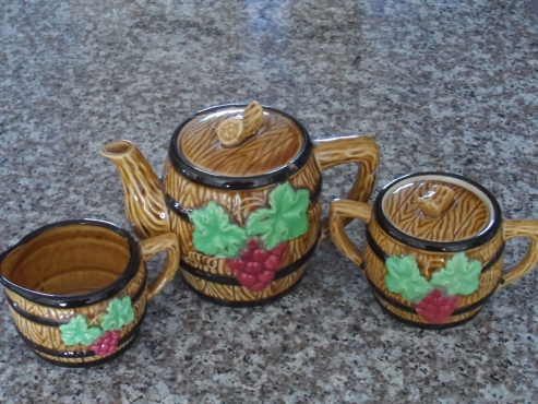 Ceramic Tea Sets