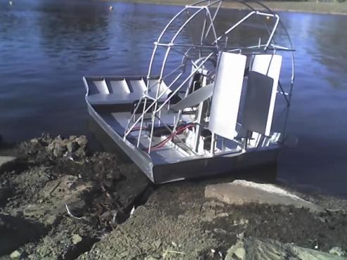 Arrowprop - Skooter Airboats