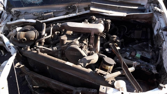 Toyota Hilux Srx  Stripping for spares