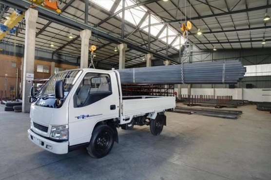 JMC	2.8 td single cab swb1.6 Ton Dropside Std