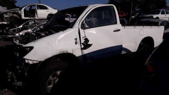 Toyota Hilux Srx Str