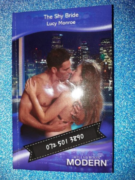 The Shy Bride - Lucy Monroe - Mills & Boon - Traditional Greek Husbands #1: Greek Tycoons #6., used for sale  Johannesburg - East Rand