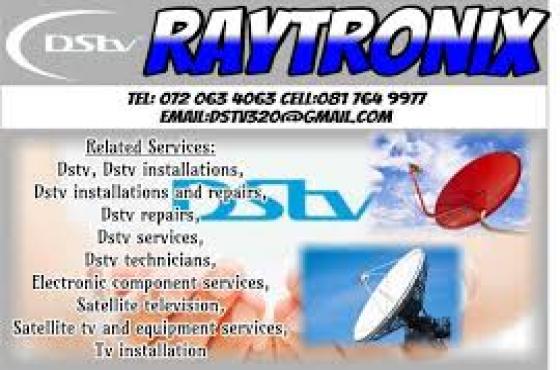 Parow North DSTV installation/repairs Parow 0817649977