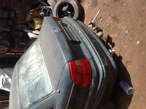 Stripping Opel Astra 160i 1995 for Spares