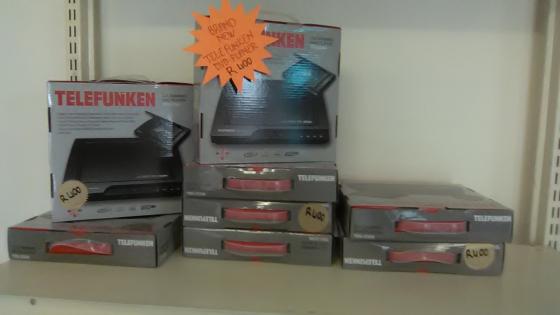 DVD Player Telefunken