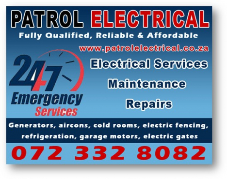 Local affordable Electricians Pretoria east 072597