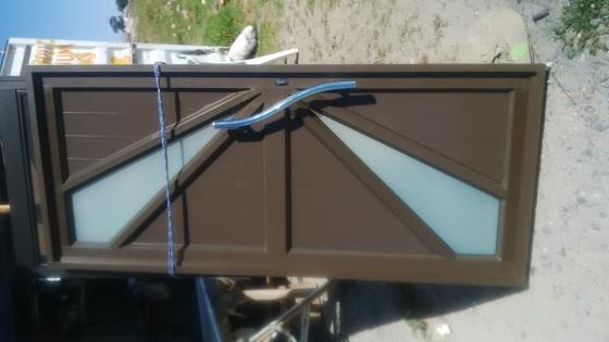 Aluminium windows / Doors