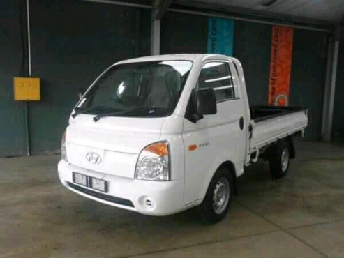 Bakkie For Hire? Call Paul on 0617591082