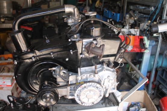 Classic fiat 500 engine rebuild | Junk Mail