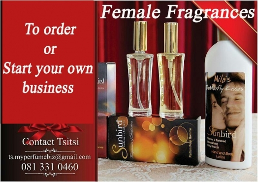 perfumes for grabs