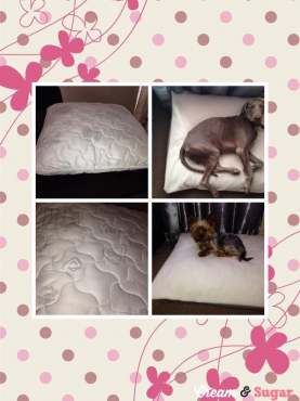 Dog Pillows / Pet Pillows